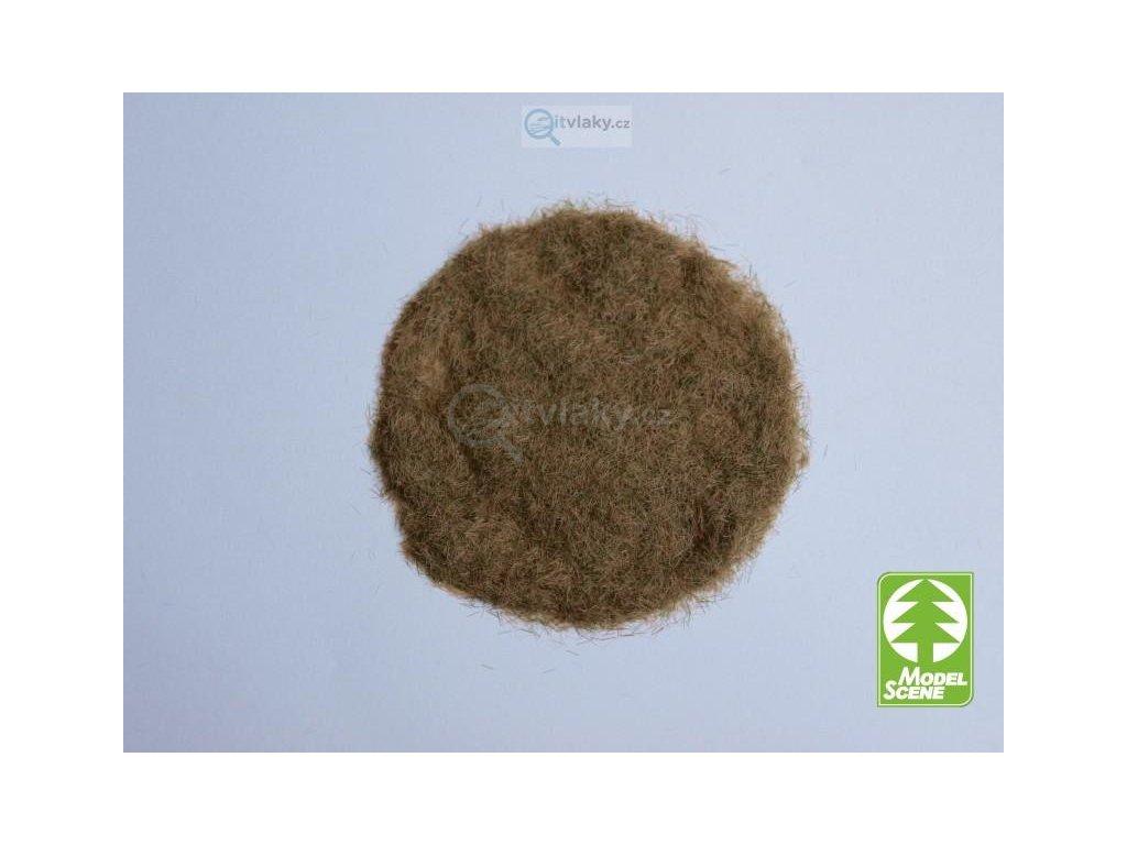 Statická tráva 2mm, pozdní léto, 50g / Model Scene 002-04