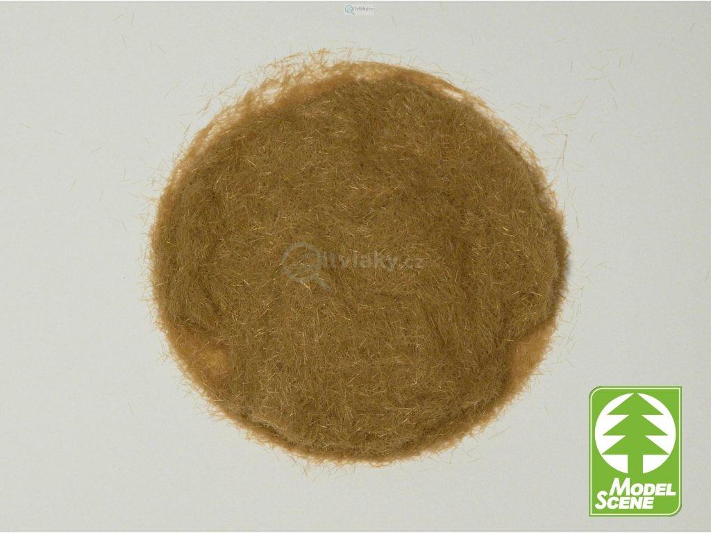 Statická tráva 2mm, béžová, 50g / Model Scene 002-07
