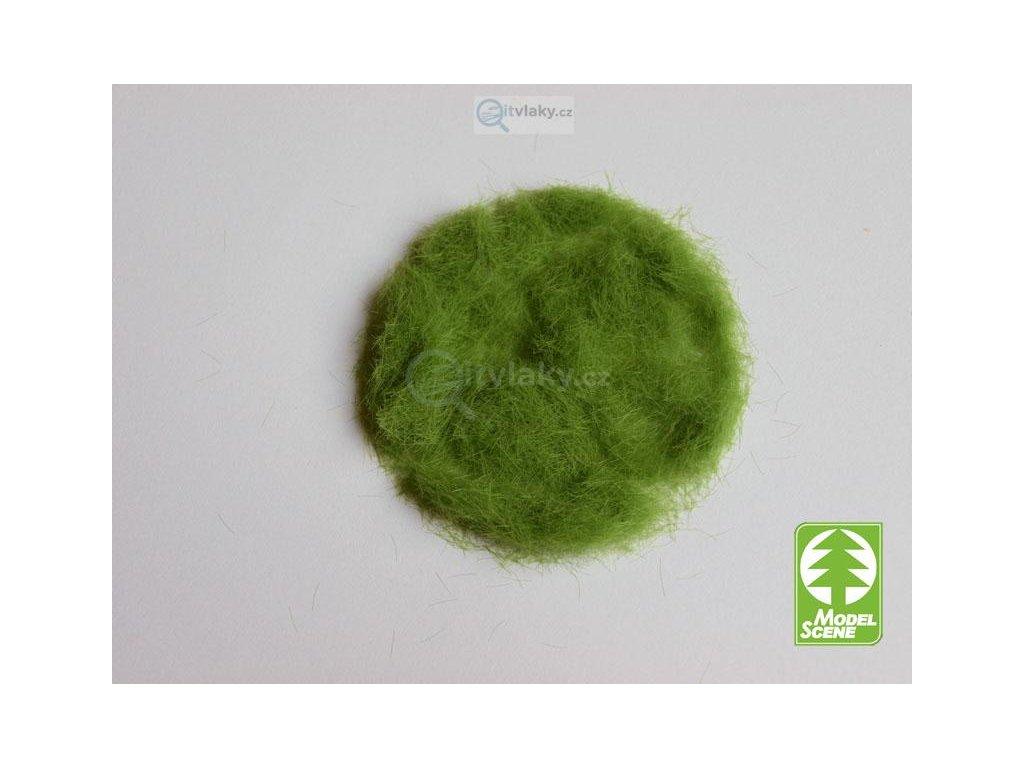 Statická tráva 4,5 mm, jarní, 50g / Model Scene 004-01