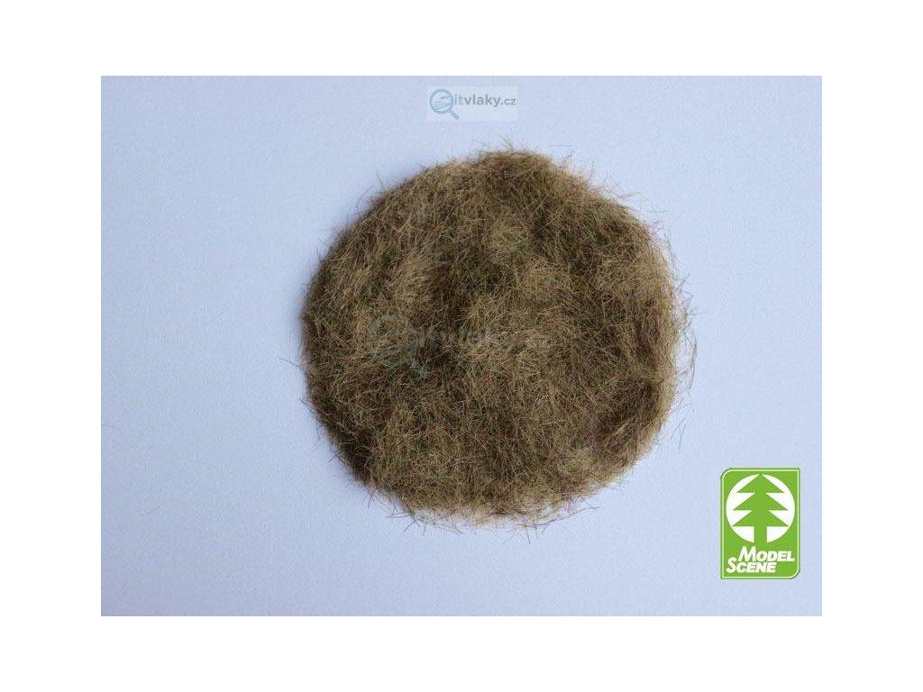 Statická tráva 4,5 mm, pozdní léto, 50g / Model Scene 004-04