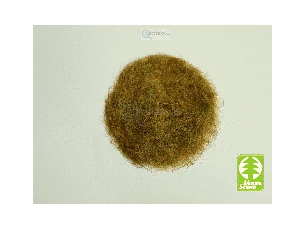Statická tráva 6,5 mm, pozdní léto, 50g / Model scene 006-04