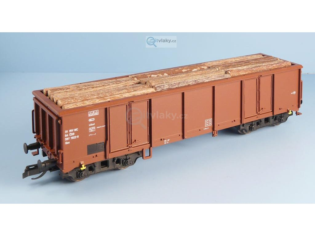 TT - Náklad klády podélně 3 řady Eas Tillig / Veramo 010105