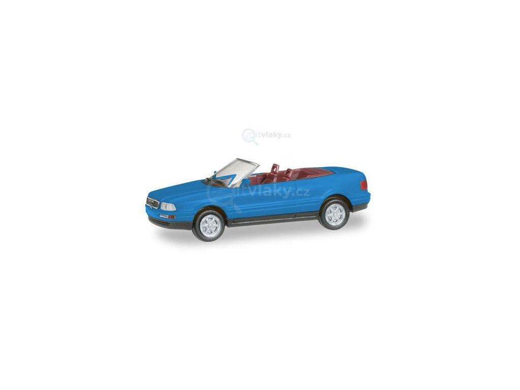 H0 - MiniKit: Audi 80 convertible / Herpa 012287