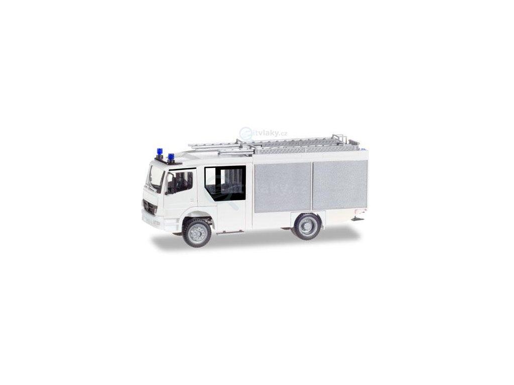 H0 - Minikit: Mercedes-Benz Atego Ziegler Z-Cab LF 20 / Herpa 012980