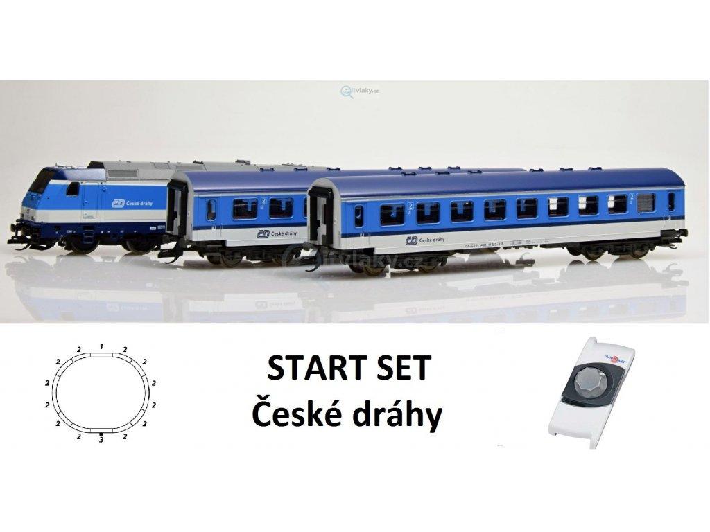 230704 tt start set lokomotiva traxx osobni vozy cd tillig 01442