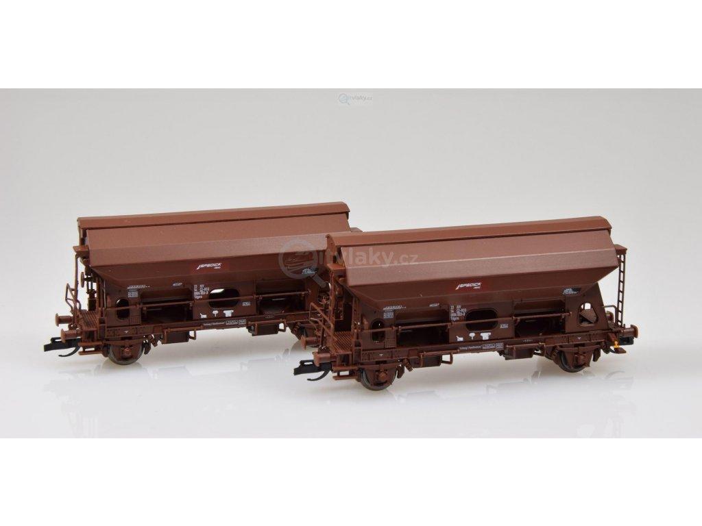 TT - set 2 ks vozů Tdgrrs Railco CZ / TILLIG 01747