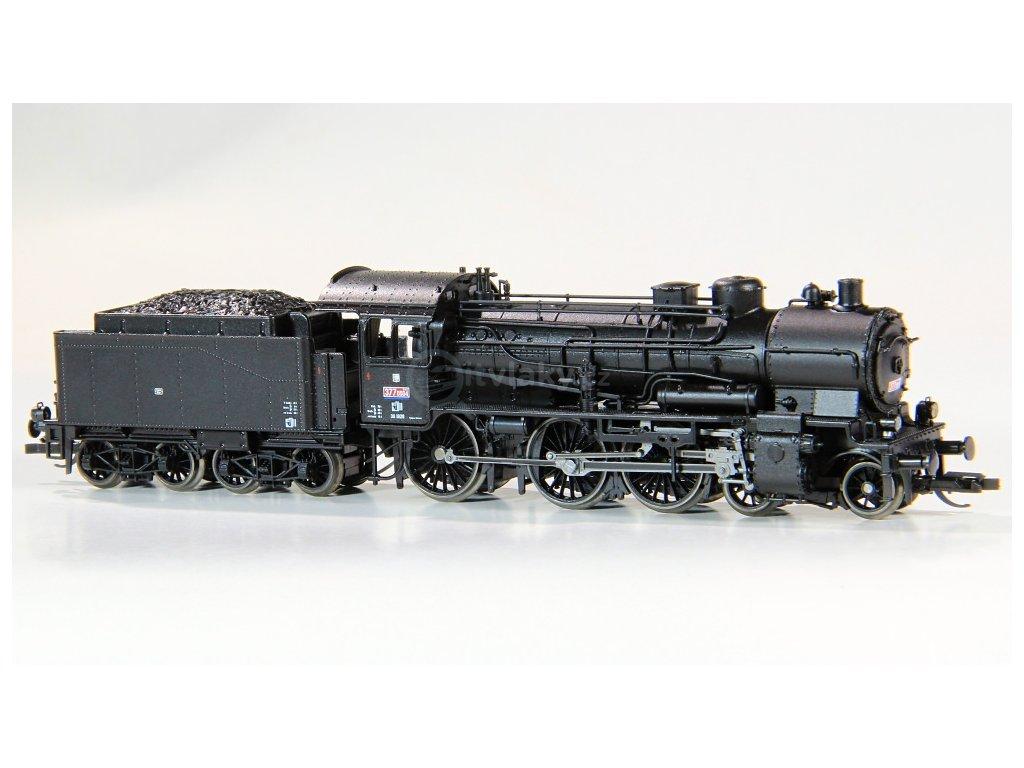 ARCHIV TT - parní lokomotiva ČSD 377.0504 / Tillig 02024