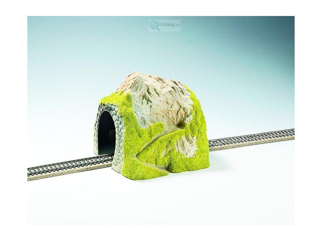 H0 - Tunel, 1- kolejný, rovný / NOCH 02120