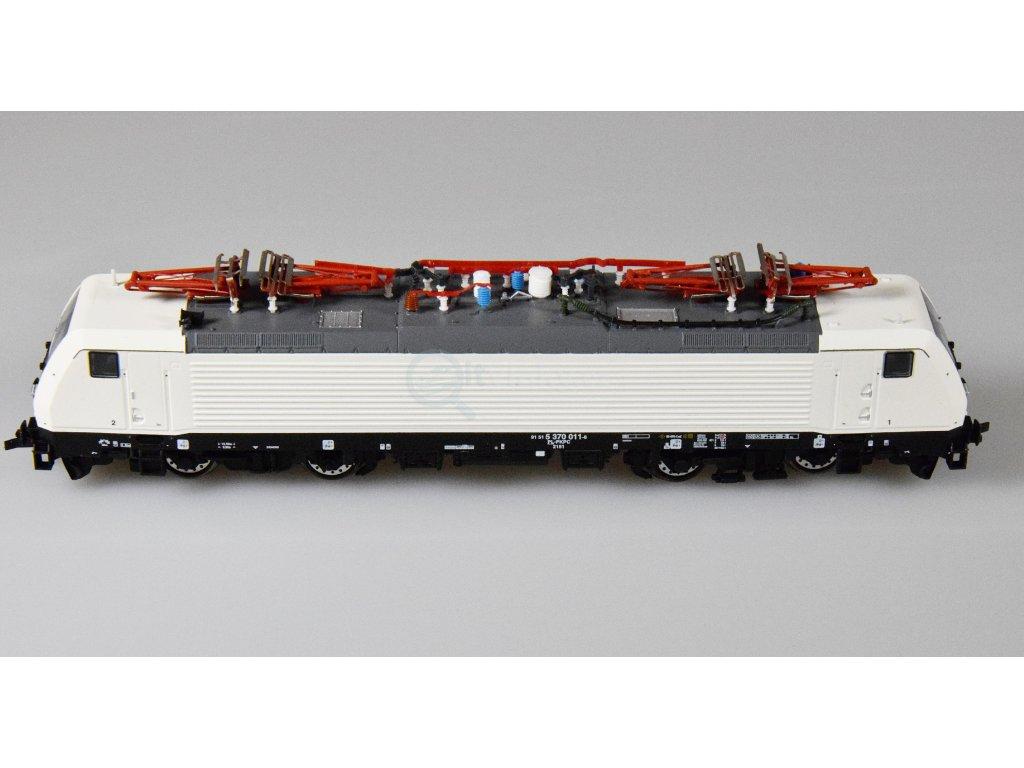 ARCHIV TT - elektrická lokomotiva EU 45-846, PKP Cargo / TILLIG 02486