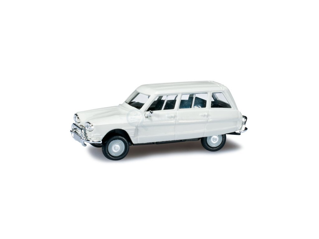 H0 - Citroen Ami 6 Break / HERPA 027328-003