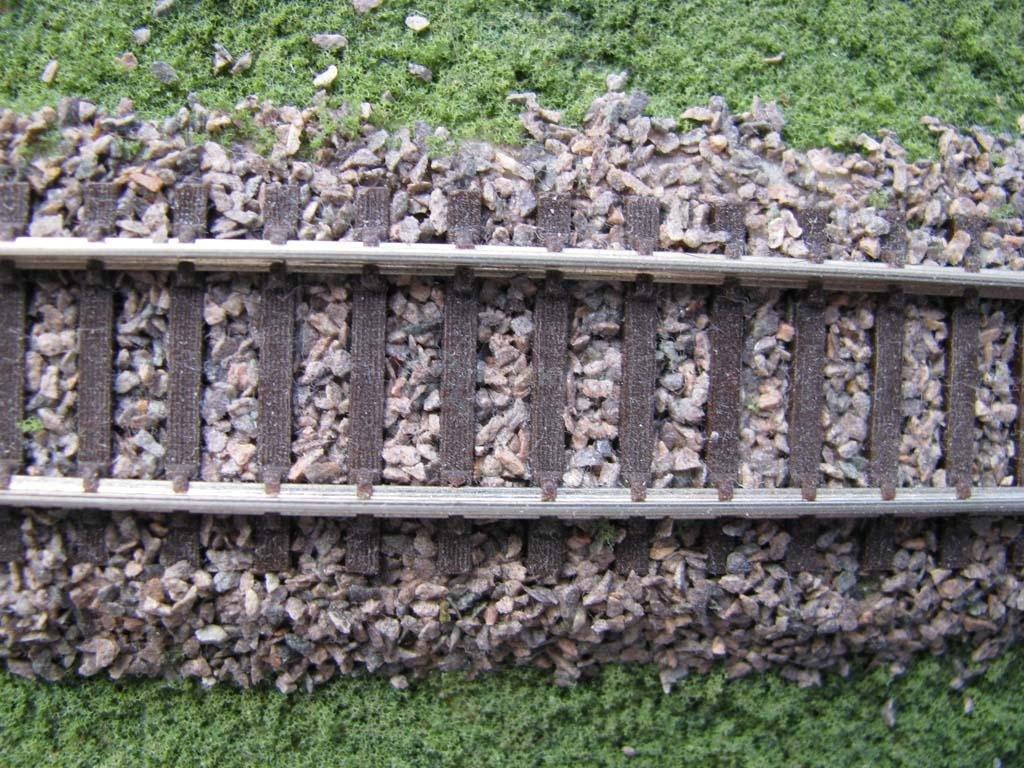 TT - Štěrk střední 1l, 0,75 - 1 mm / Veramo TT 030102XL