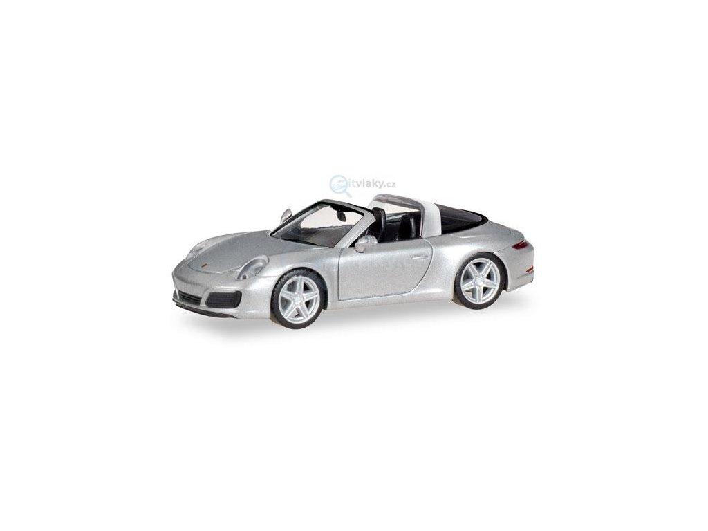 H0 - Porsche 911 Targa 4S / Herpa 038904
