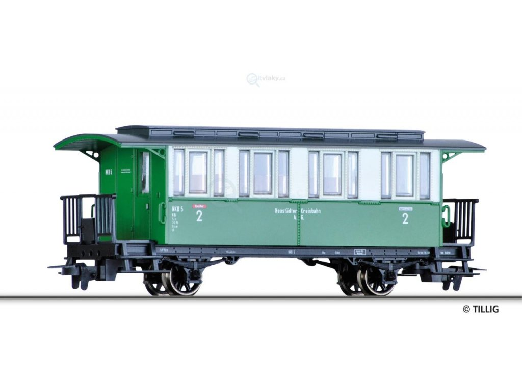 H0e - osobní vůz, NKB / TILLIG 03904