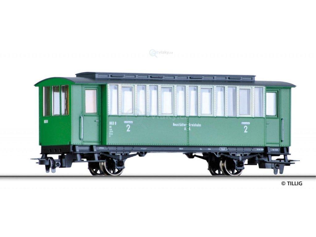 H0e - osobní vůz, NKB / TILLIG 03913