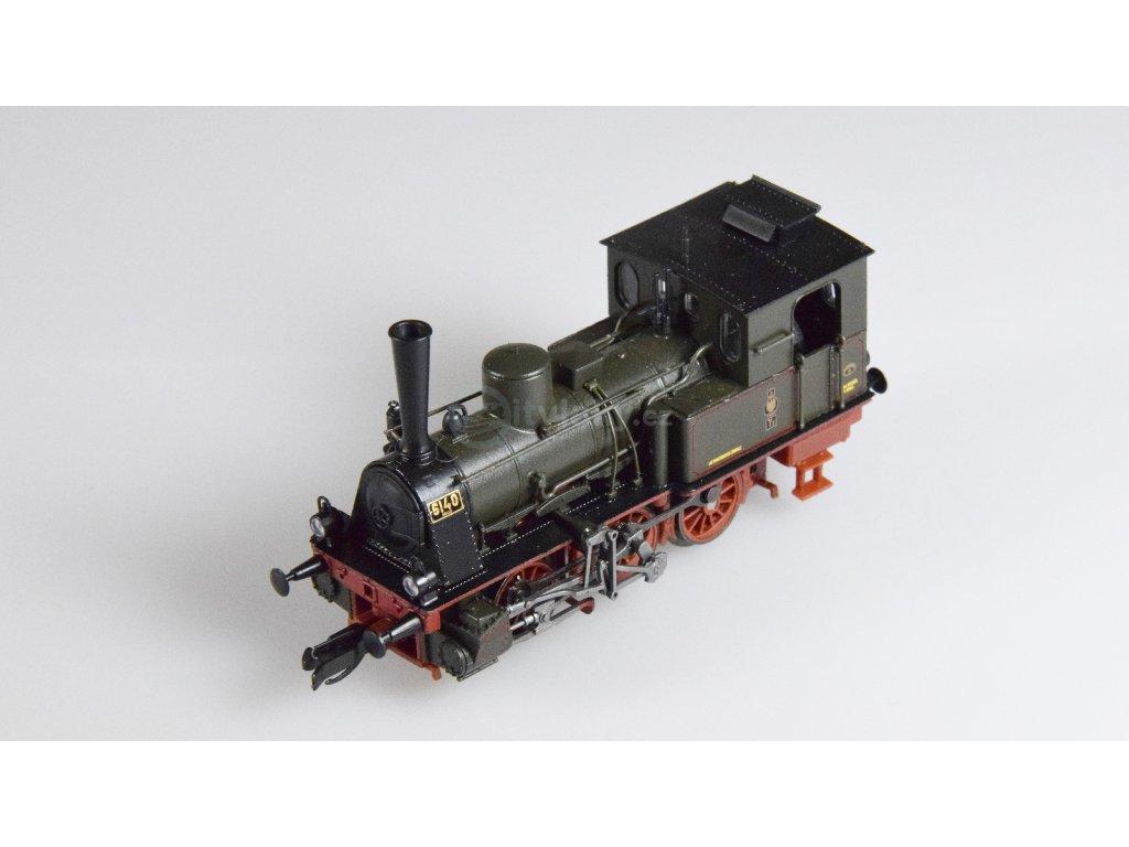 ARCHIV TT - DCC parní lokomotiva  T3 - K.P.E.V /  TILLIG 04242