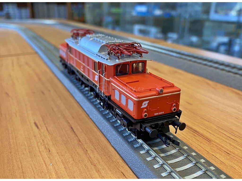 TT - Elektrická lokomotiva Rh 1020, ÖBB (E94) / Tillig 04415