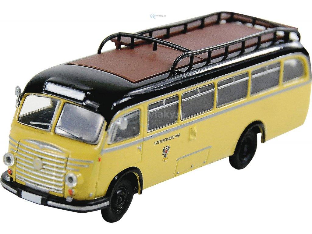H0 - Autobus Steyr 480a, OPT / ROCO 05375