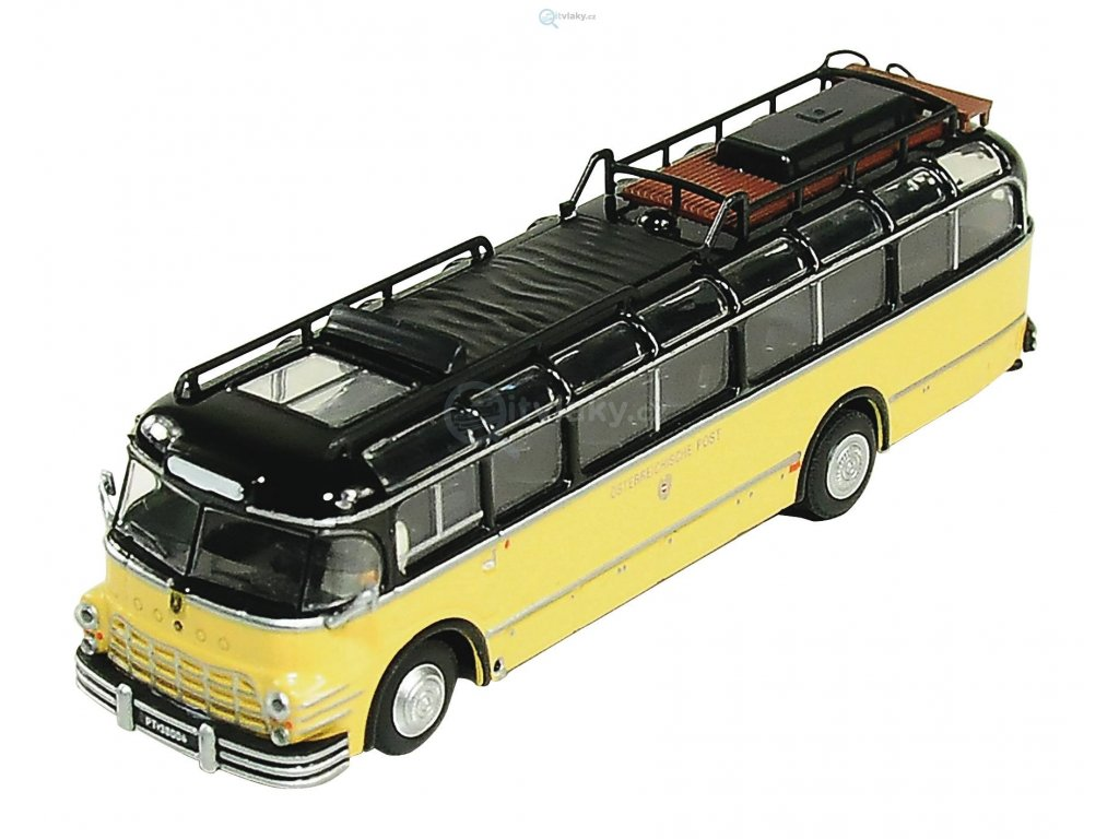 H0 - Autobus Saurer 5 GVF-U, OPT / ROCO 05376