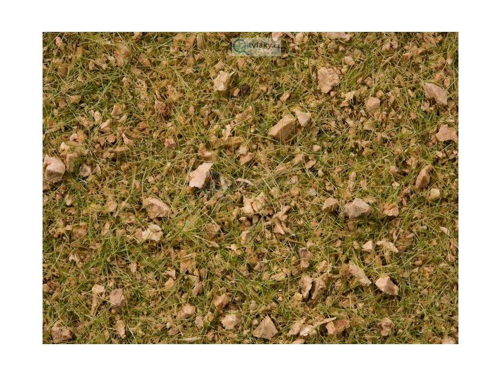 Travní posyp, statický - horská louka s kameny / NOCH 07075