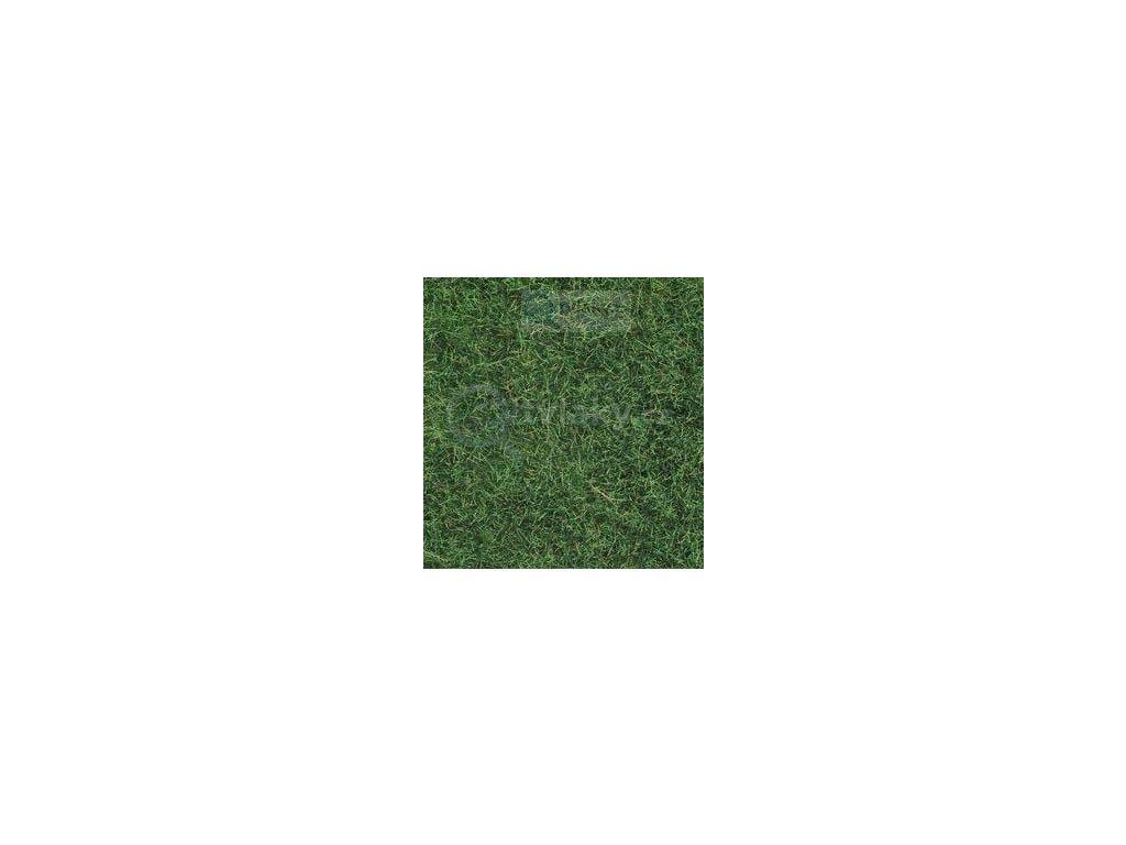 Planá tráva - posyp - světle zelená, statická tráva / NOCH 07102
