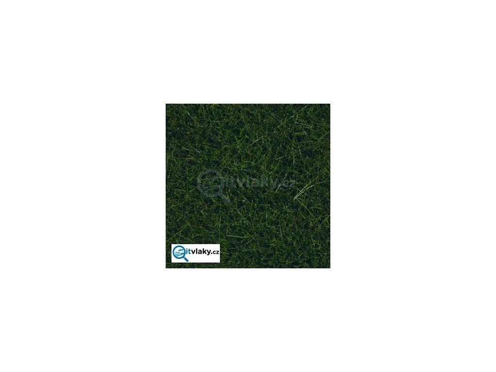 Travní posyp, statický - divoká tráva XL tmavě zelená 40g / NOCH 07116