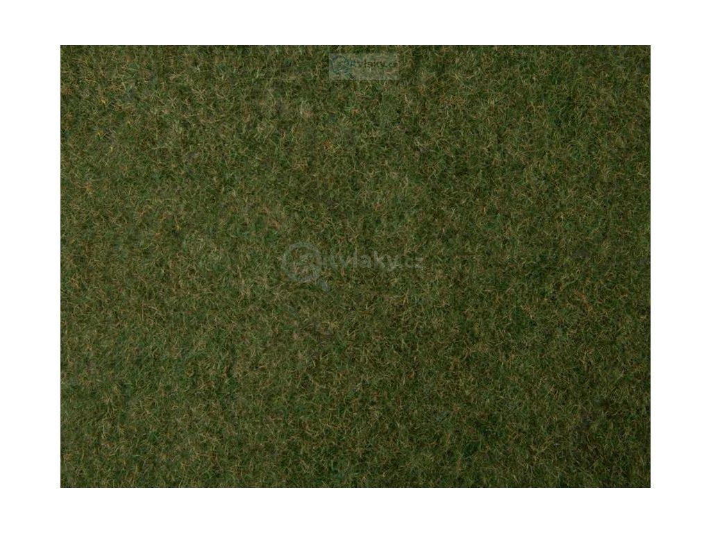 Foliáž - divoká tráva, tmavě zelená / NOCH 07281
