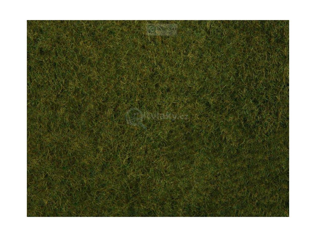 Foliáž - divoká tráva, olivově zelená / NOCH 07282