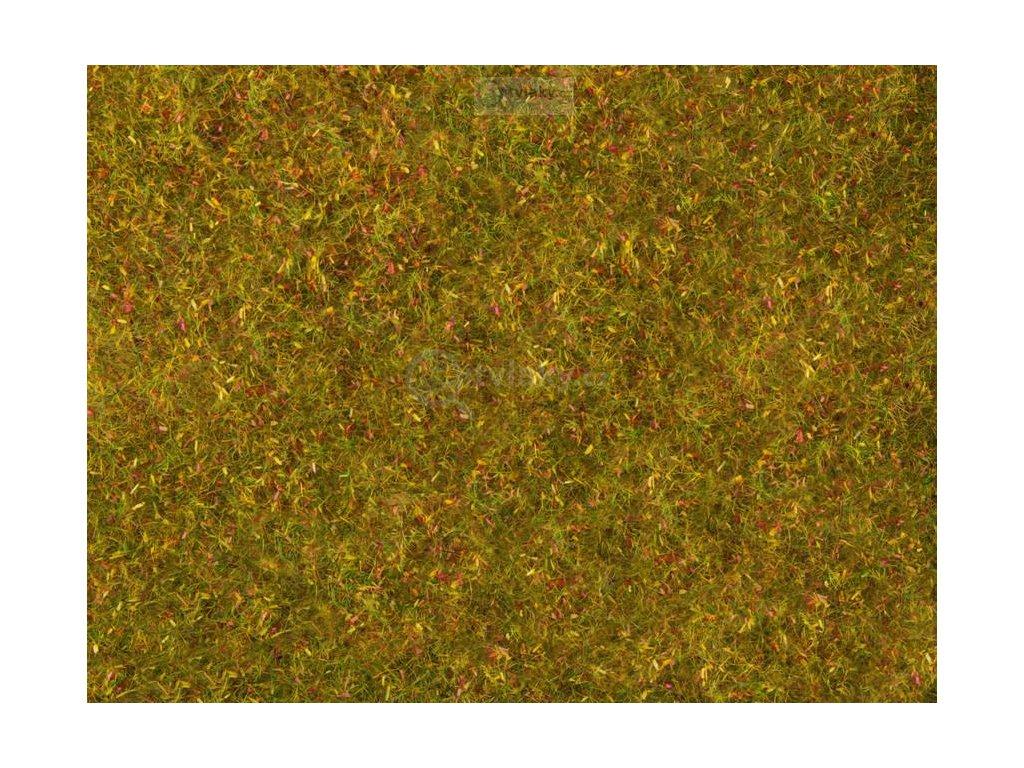 Foliáž - luční tráva, žluto zelená / NOCH 07290