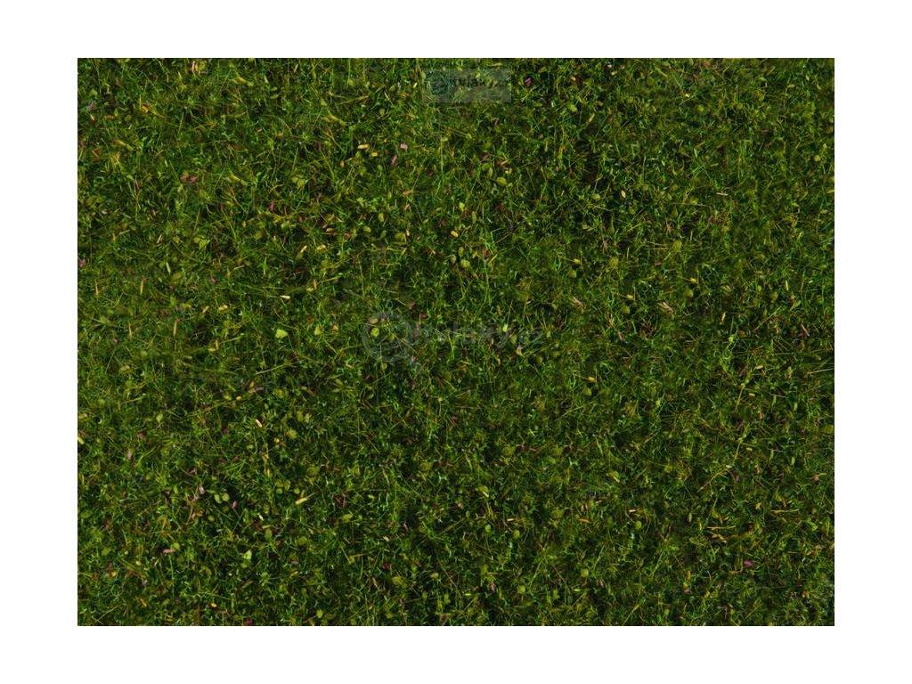 Foliáž - luční tráva, středně zelená / NOCH 07291