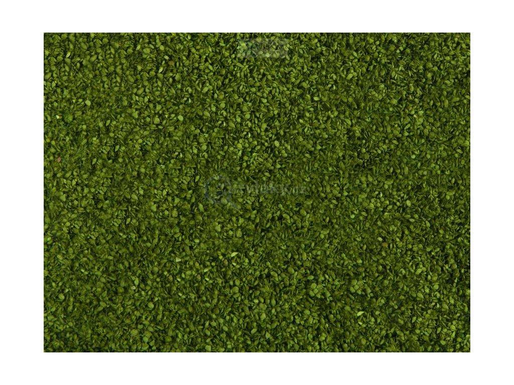 Foliáž - středně zelené listí / NOCH 07300