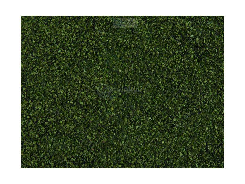 Foliáž - tmavě zelené listí / NOCH 07301