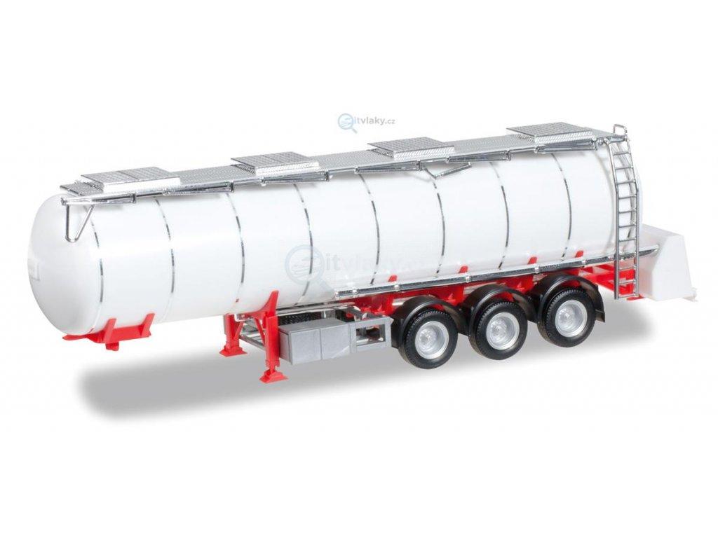 H0 - 3-osá cisterna na přepravu potravin / HERPA 076463-002