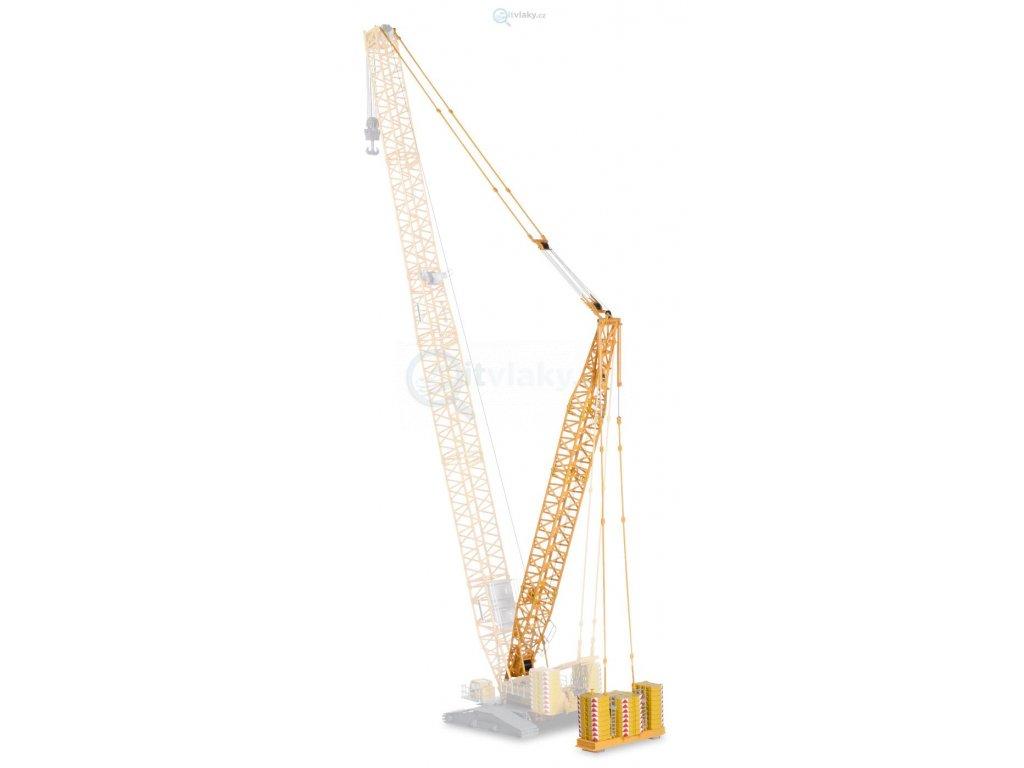 H0 - Jeřáb LR 1600/2 / HERPA 076722