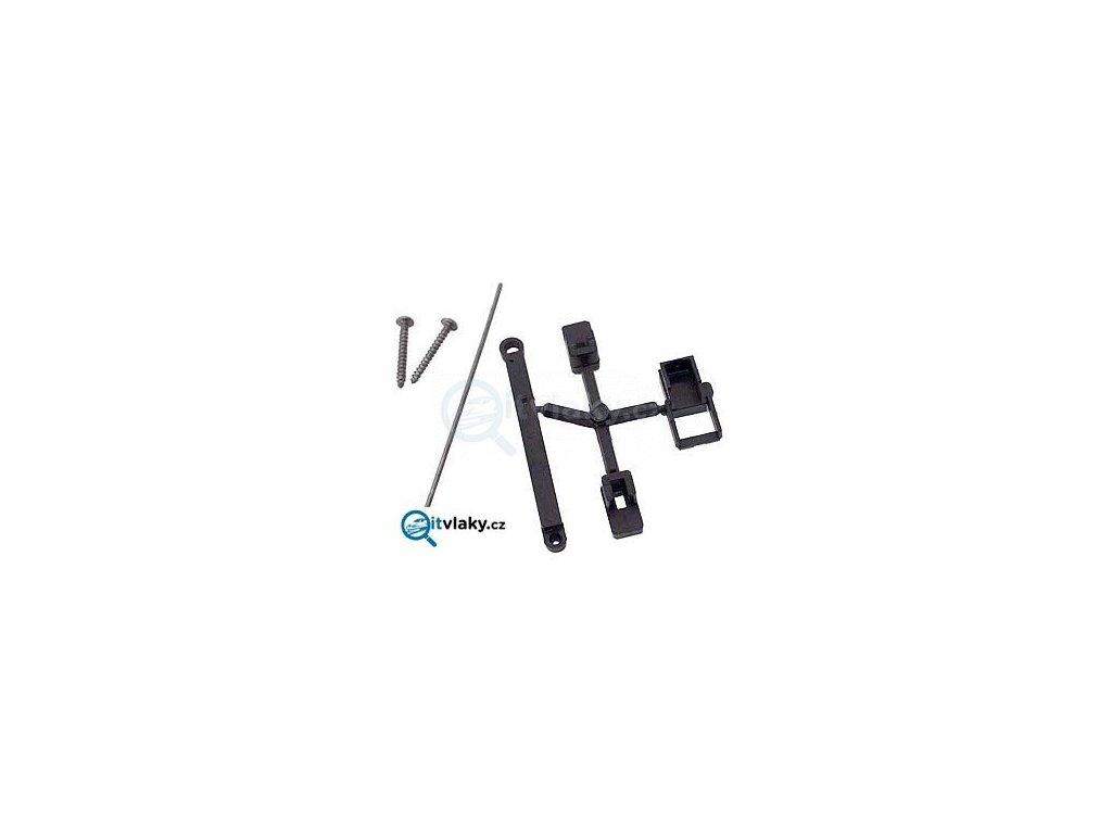 TT - 5 ks adaptéru - redukce na úpravu výhybek / Tillig 07960
