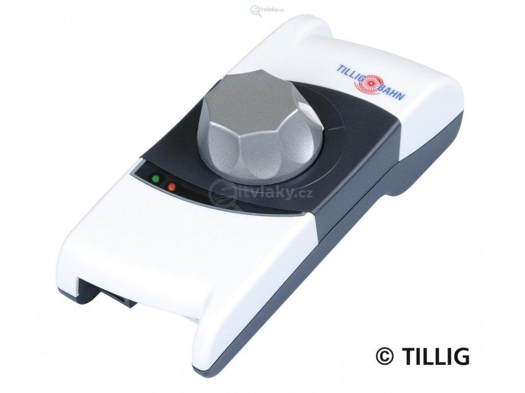Analogový regulátor s výstupem pro příslušenství 0,5A/1,2A / Tillig 08132