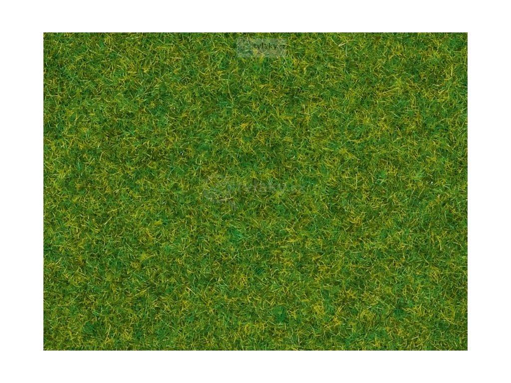 Travní posyp, statický - trávník 1,5mm světle zelený 20g / NOCH 08214
