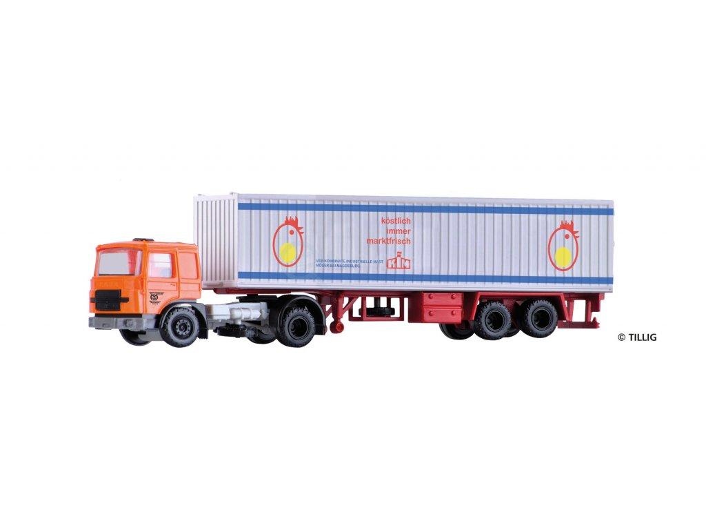 TT - LKW RABA / TILLIG 08715