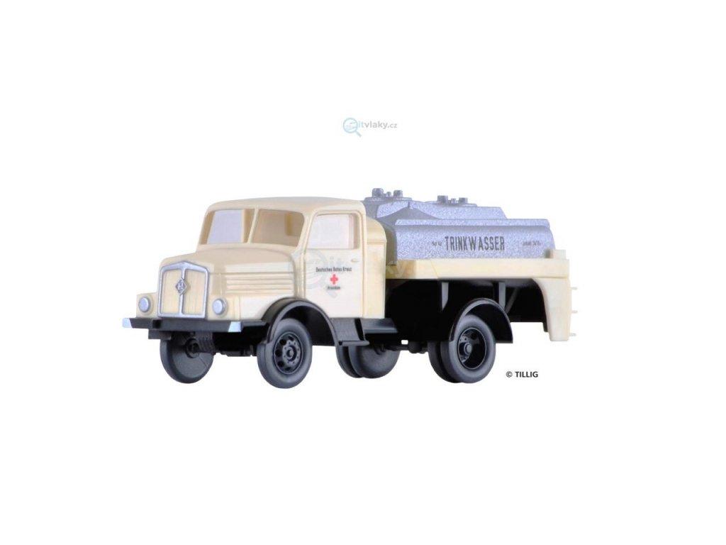 ARCHIV TT - Nákladní automobil H3A s cisternou / Tillig 08798