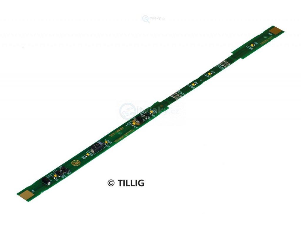 TT - vnitřní osvětlení jídelních vozů / Tillig 08855
