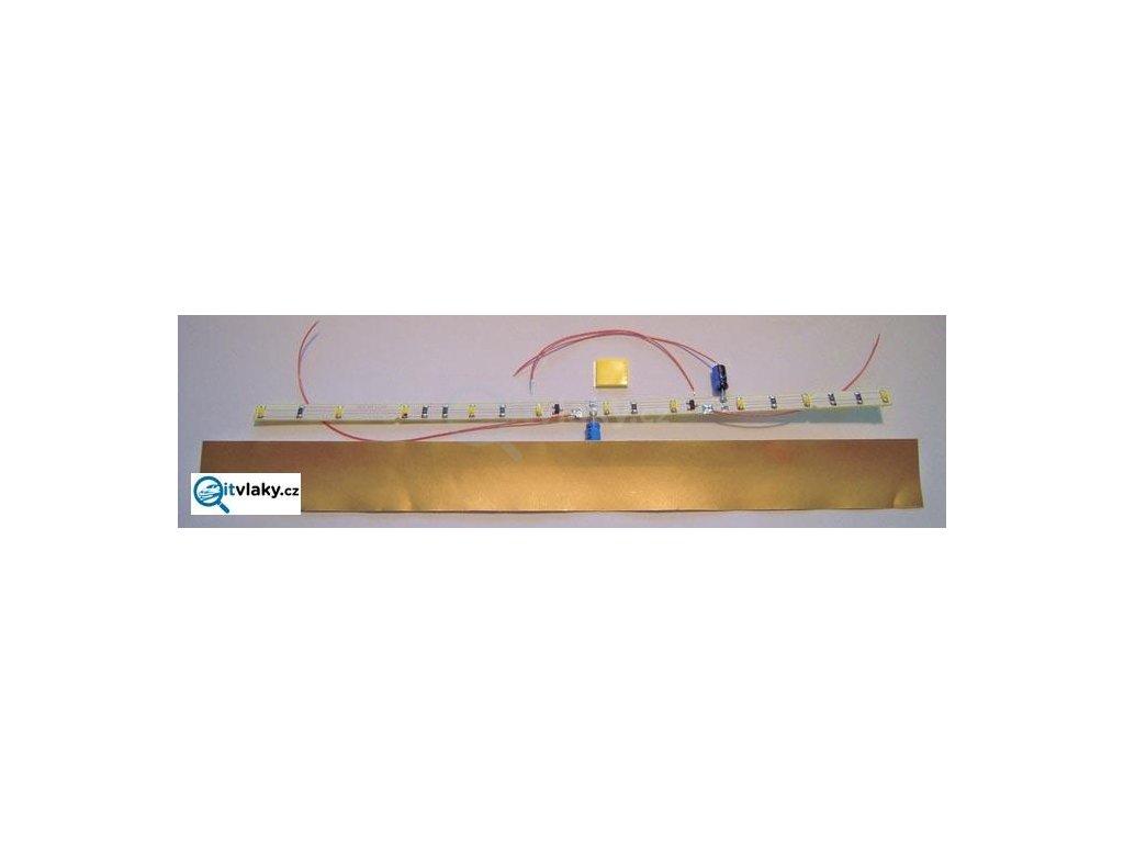 ARCHIV Univerzální vnitřní osvětlení  BÍLÁ 125-210mm / Říha 08859W