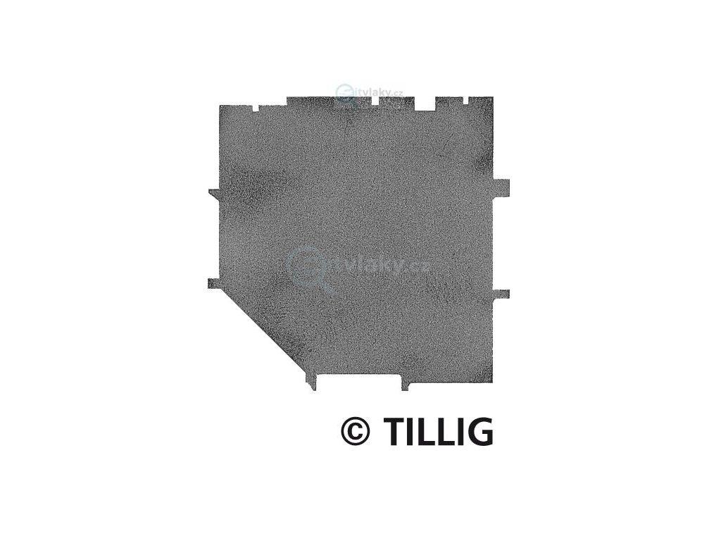 H0 - šablona pro dvojkolí 16,5 mm / Tillig 08962