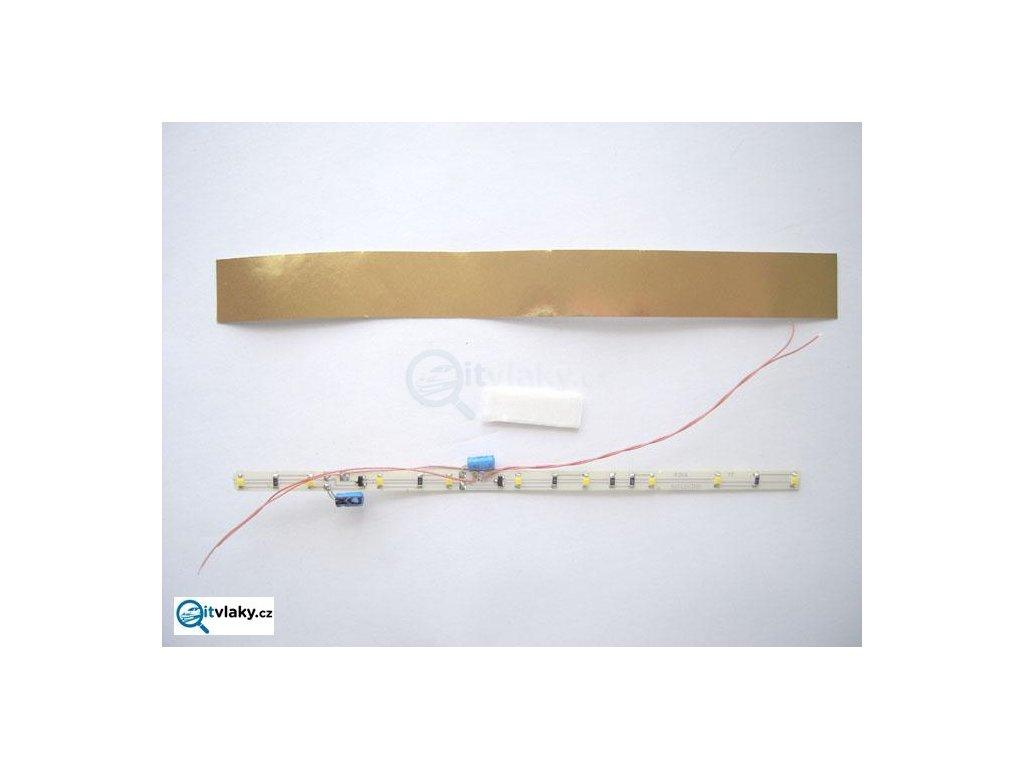 Vnitřní osvětlení pro vůz TT typu Y f. Kuehn, bílé LED / 09003W Říha