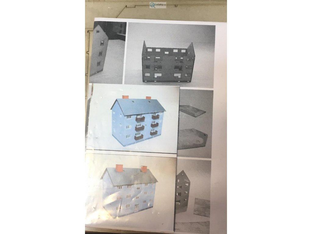 TT - bytový dům / AWEPE 10074