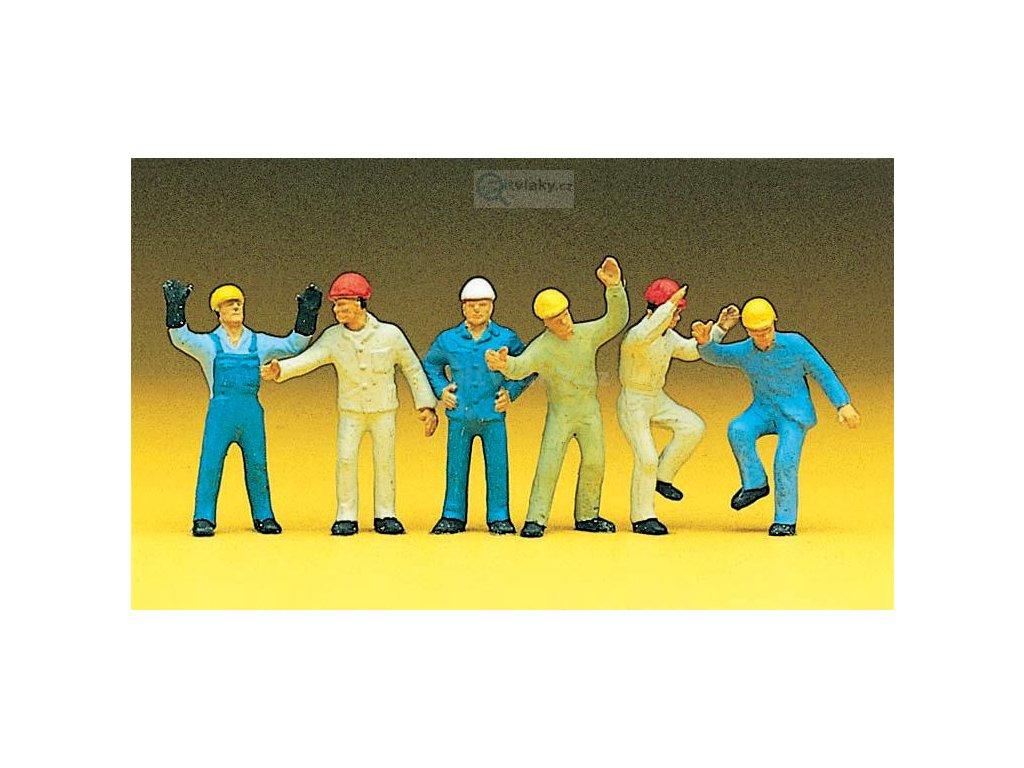 H0 - Pracovníci v průmyslu / Preiser 10105