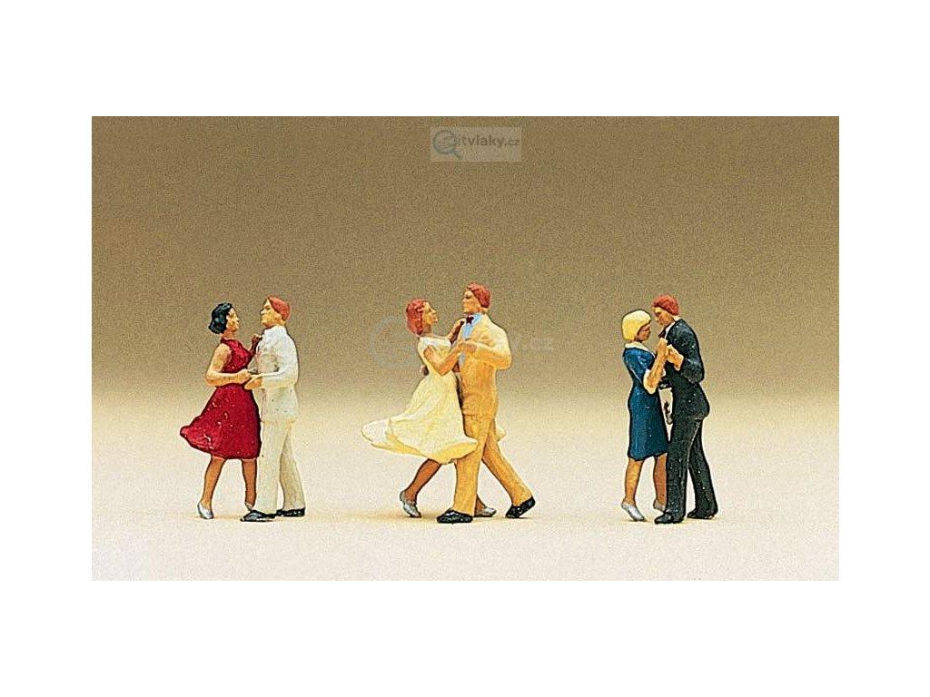 H0 - Taneční páry / Preiser 10120
