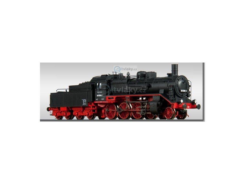 TT - parní lokomotiva BR 38 5308-2, DR / BECKMANN 1018302