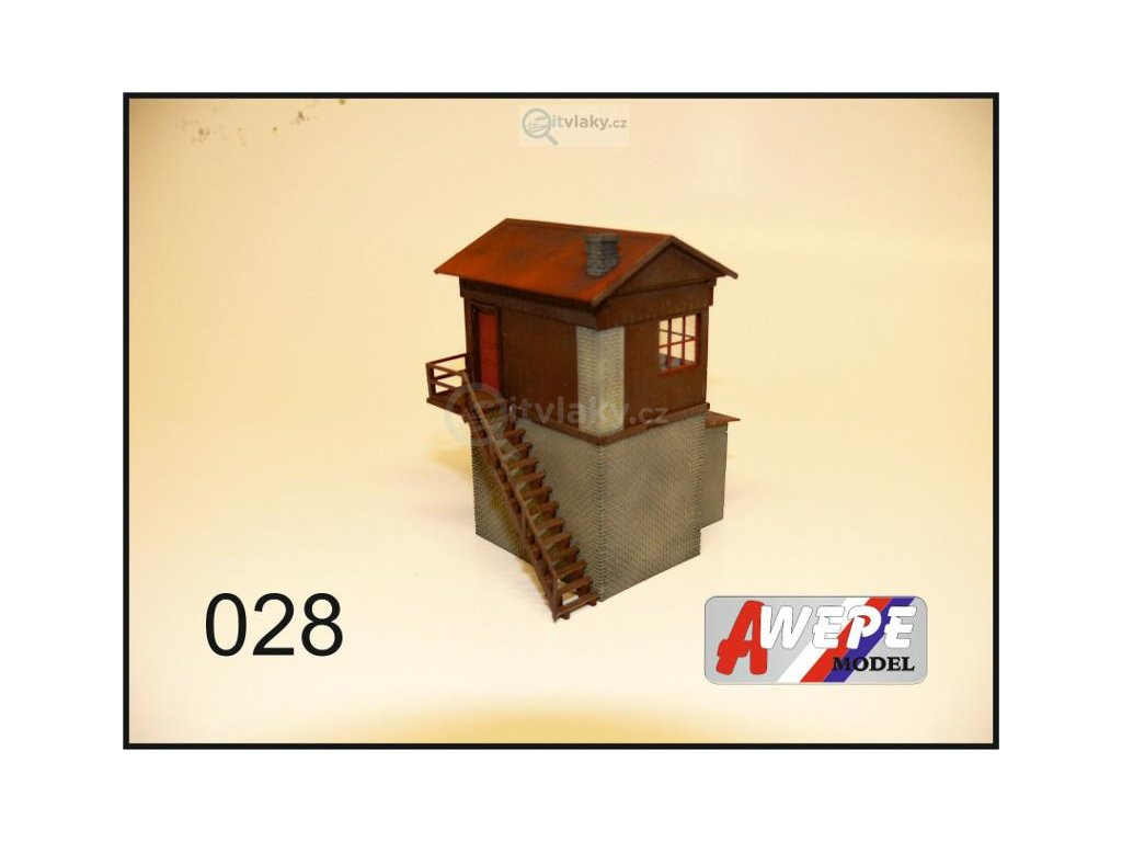 N - Hradlo vysoké 028 / AWEPE model 10228