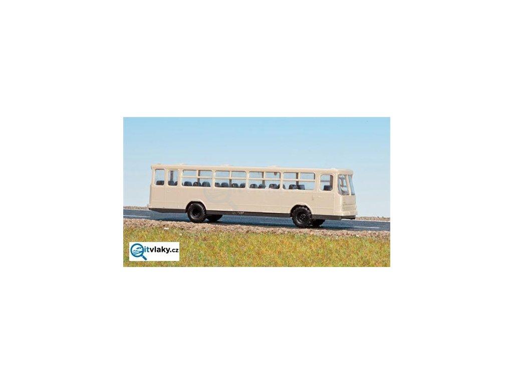 Autobus IKARUS 250 modrý / hobby