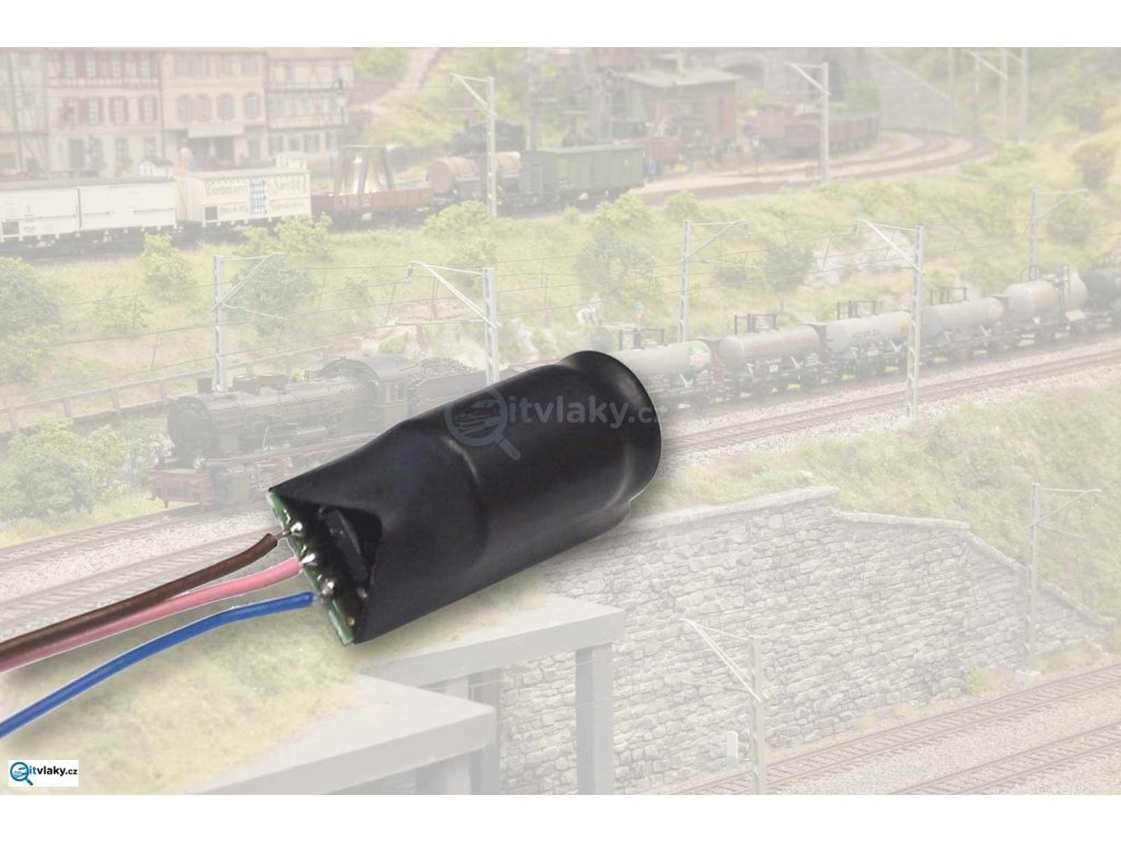 POWER 1 - USP paměťový modul / LENZ 10490