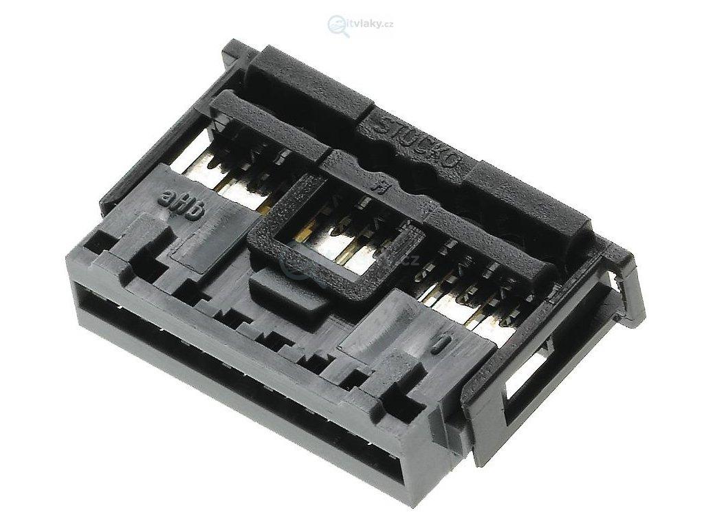 8-pinový konektor / Roco 10608